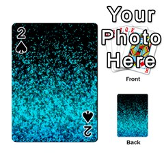 Glitter Dust G162 Playing Cards 54 Designs