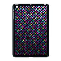 Polka Dot Sparkley Jewels 2 Apple iPad Mini Case (Black)