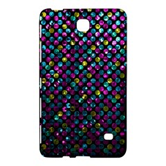 Polka Dot Sparkley Jewels 2 Samsung Galaxy Tab 4 (8 ) Hardshell Case