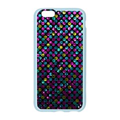 Polka Dot Sparkley Jewels 2 Apple Seamless iPhone 6/6S Case (Color)