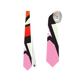 Comic Book 18 Pink Neckties (One Side)
