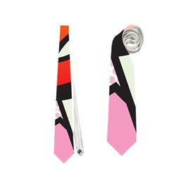 Comic Book 18 Pink Neckties (Two Side)
