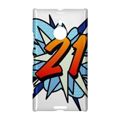 Comic Book 21 Blue Nokia Lumia 1520