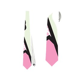 Comic Book 21 Pink Neckties (one Side)