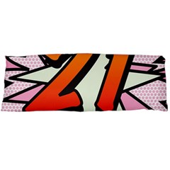 Comic Book 21 Pink Body Pillow Cases Dakimakura (Two Sides)
