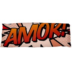 Comic Book Amor!  Body Pillow Cases Dakimakura (two Sides)