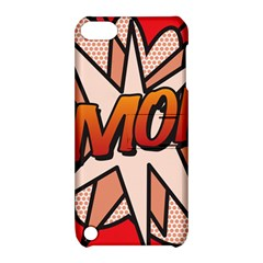 Comic Book Amor!  Apple iPod Touch 5 Hardshell Case with Stand