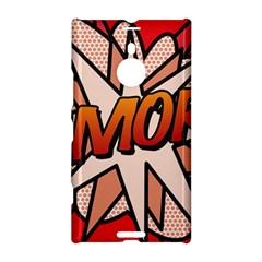 Comic Book Amor!  Nokia Lumia 1520