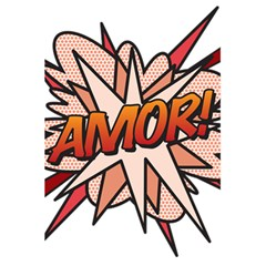 Comic Book Amor! 5.5  x 8.5  Notebooks