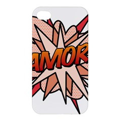 Comic Book Amor! Apple iPhone 4/4S Hardshell Case