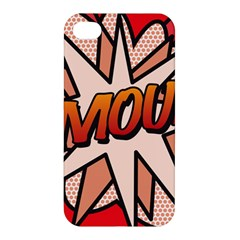 Comic Book Amour!  Apple iPhone 4/4S Hardshell Case
