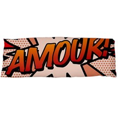 Comic Book Amour!  Body Pillow Cases Dakimakura (Two Sides)