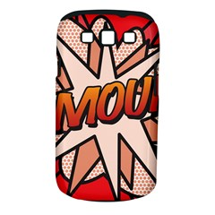 Comic Book Amour!  Samsung Galaxy S III Classic Hardshell Case (PC+Silicone)