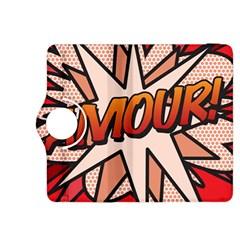 Comic Book Amour!  Kindle Fire HDX 8.9  Flip 360 Case