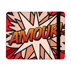 Comic Book Amour!  Samsung Galaxy Tab Pro 8.4  Flip Case