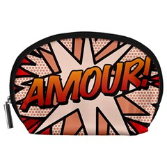 Comic Book Amour!  Accessory Pouches (Large)