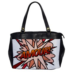 Comic Book Amour! Office Handbags