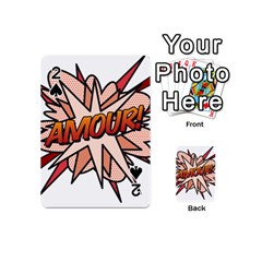 Comic Book Amour! Playing Cards 54 (Mini)
