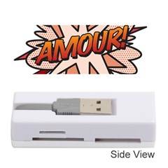 Comic Book Amour! Memory Card Reader (Stick)