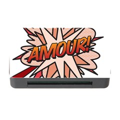 Comic Book Amour! Memory Card Reader with CF