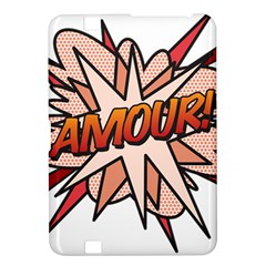 Comic Book Amour! Kindle Fire HD 8.9