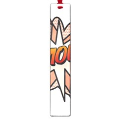 Comic Book Amour! Large Book Marks