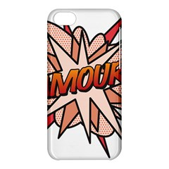 Comic Book Amour! Apple iPhone 5C Hardshell Case
