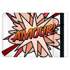 Comic Book Amour! iPad Air Flip