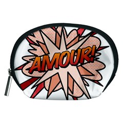 Comic Book Amour! Accessory Pouches (Medium)