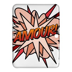 Comic Book Amour! Samsung Galaxy Tab 4 (10.1 ) Hardshell Case