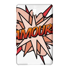 Comic Book Amour! Samsung Galaxy Tab S (8.4 ) Hardshell Case
