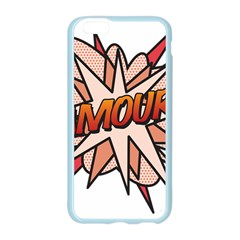Comic Book Amour! Apple Seamless iPhone 6/6S Case (Color)