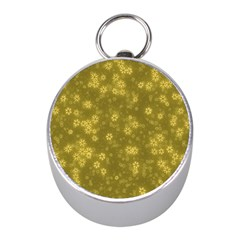 Snow Stars Golden Mini Silver Compasses