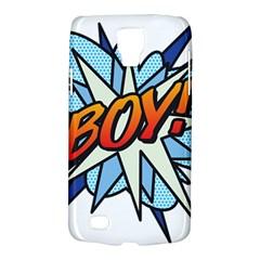 Comic Book Boy! Galaxy S4 Active