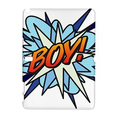 Comic Book Boy! Samsung Galaxy Note 10.1 (P600) Hardshell Case