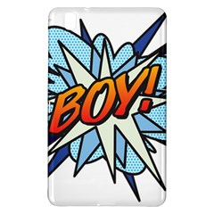 Comic Book Boy! Samsung Galaxy Tab Pro 8.4 Hardshell Case
