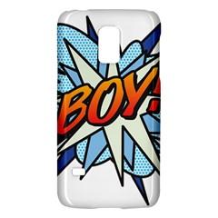 Comic Book Boy! Galaxy S5 Mini
