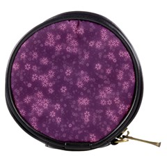 Snow Stars Lilac Mini Makeup Bags
