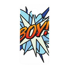 Comic Book Boy! Samsung Galaxy Alpha Hardshell Back Case