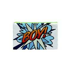 Comic Book Boy! Cosmetic Bag (XS)