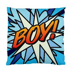 Comic Book Boy!  Standard Cushion Cases (Two Sides)