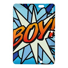 Comic Book Boy!  Kindle Fire HDX 8.9  Hardshell Case