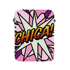 Comic Book Chica!  Apple iPad 2/3/4 Protective Soft Cases