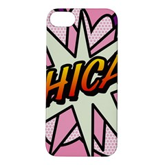 Comic Book Chica!  Apple iPhone 5S Hardshell Case