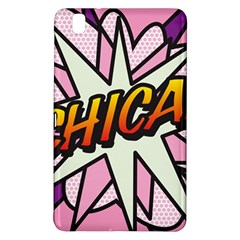 Comic Book Chica!  Samsung Galaxy Tab Pro 8.4 Hardshell Case