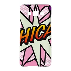 Comic Book Chica!  Samsung Galaxy A5 Hardshell Case