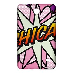 Comic Book Chica!  Samsung Galaxy Tab 4 (8 ) Hardshell Case