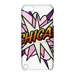 Comic Book Chica! Apple iPod Touch 5 Hardshell Case with Stand