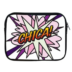 Comic Book Chica! Apple iPad 2/3/4 Zipper Cases