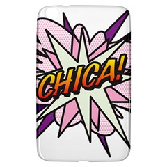 Comic Book Chica! Samsung Galaxy Tab 3 (8 ) T3100 Hardshell Case